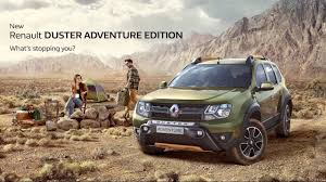 renault amw renault duster adventure edition 2017 with detailed specifications