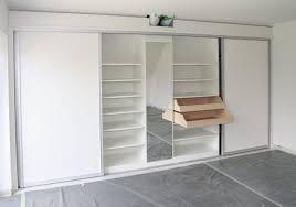 Schlafzimmer Schrank Ordnung Kleiderschrank Schiebeturen Stauraumwunder Möbelideen