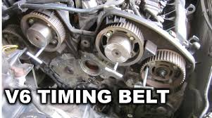 peugeot 406 v6 changing timing belt youtube