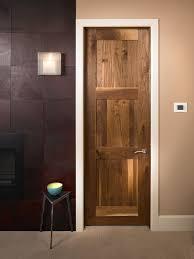 Craftsman 3 Panel Interior Door 29 Best Interior Doors Images On Pinterest Knotty Alder Planks