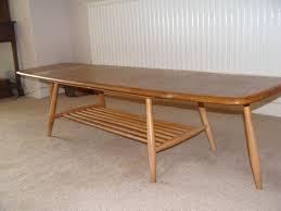 drop leaf coffee tables 1960s ercol drop leaf coffee table in cowbridge vale of