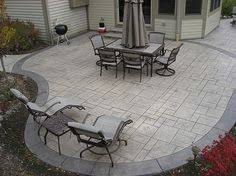 Stamped Concrete Patio Designs Pictures by Stamped Concrete Patterns Mi Decorative Concrete Patterns Mi