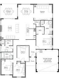 manufactured homes floor plans la belle 2678 square foot ranch floor plan triple wide manufactured