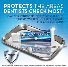 amazon com crest pro health advanced extra deep clean toothpaste