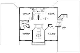 georgian mansion floor plans georgian house plan 4 bedrms 3 5 baths 4472 sq ft 153 1436
