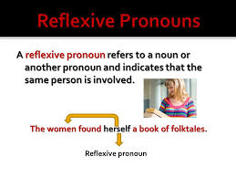 reflexive and intensive pronouns ppt video online download