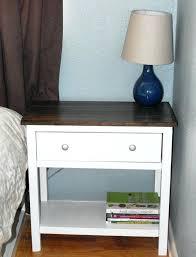 bedside l ideas best narrow nightstand ideas on small bedside narrow nightstand