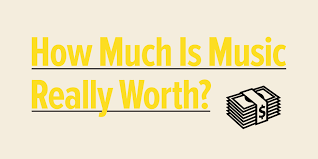 How Much Is A Makeup Artist How Much Is Music Really Worth Pitchfork