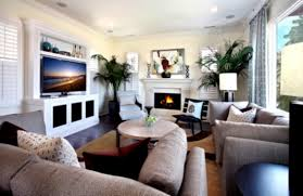 Modern Living Room Ideas With Fireplace And Tv Home Design 2015