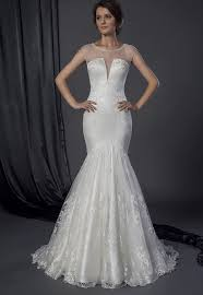 illusion neckline wedding dress sheer illusion neckline bridal dresses darius cordell couture