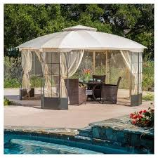 Backyard Gazebos Canopies by Gazebos And Canopies Target
