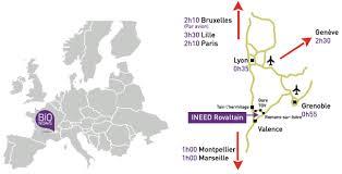 Tgv Map France by How To Get To B I O N U0027days