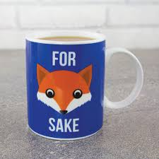Fox Mug by For Fox Sake Mug Iwoot