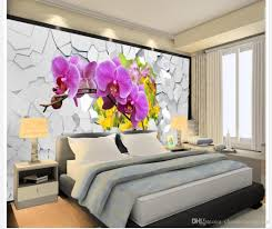 3d background wall with a flower mural 3d wallpaper 3d wall papers 52