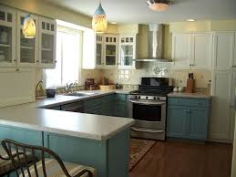 painted kitchen cabinets before and after ideas