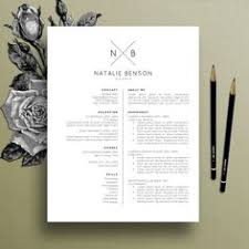 creative cv design u0026 cover letter by this paper fox on