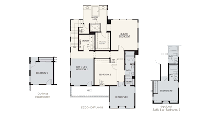 second empire floor plans st james at park place homes in ontario tri pointe homes