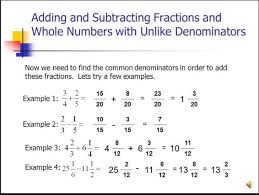 adding subtracting multiplying and dividing mixed numbers