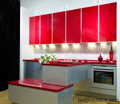 pictures of red kitchen cabinets red kitchen cabinets modern kitchen design kitchen design ideas blog