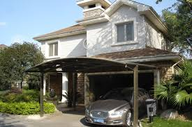 Car Carport Canopy Customer Show Aluminum Carport Luxycarports Metal Carport Kit