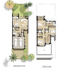 nshama hayat townhouses floor plan s