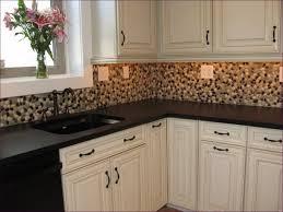 furniture black backsplash tile blue mosaic tile backsplash and