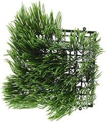 2 x 15 ornamental grass artificial plants without