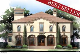 villa house plans villa royale luxury home plans tuscan house plans