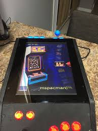 Pacman Game Table by Table Top Cocktail Multicade Pacman 10 Steps With Pictures
