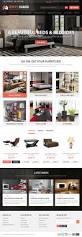 buy home decor furniture u0026 interior design website template from