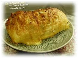 cuisiner la truffe ღ miam rôti de dinde en croûte farci tome et moutarde à la