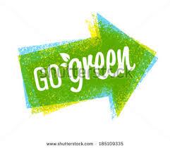 design logo go green recycle reduce reuse creative eco green stock photo photo vector