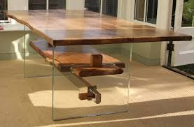 rustic oak dining table dibosco rustic oak glass and stainles steel dining table 3m