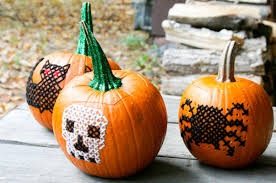 No Carve Pumpkin Decorating Ideas 15 Awesome No Carve Pumpkins Parentmap