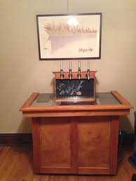 Building A Kegerator Year Long Keezer Build In A Small Apartment Home Brew Forums