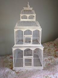Shabby Chic Bird Cages by 20 Best Birdcage Love Images On Pinterest Decorative Bird Cages