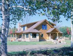 log home styles maine log home shows variety of exterior finishes real log homes