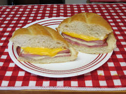 Quick Toaster Oven Recipes Ham And Cheese Sandwich Easy Toaster Oven Recipe Youtube