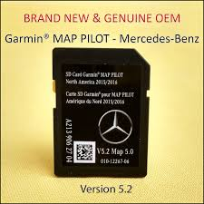 Garmin Mexico Maps by Sd Card Garmin Map Pilot 2016 North America Mercedes Benz
