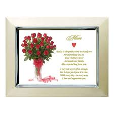 Presents For Mom Amazon Com Birthday Or Christmas Gift For Mom From Daughter Or