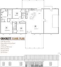 barndominium plans and custom plans crockett barndominium floor plan