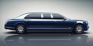 custom bentley mulsanne the new bentley mulsanne grand limo has ipad stations fold out