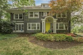 shaker heights colonial revival circa old houses old houses