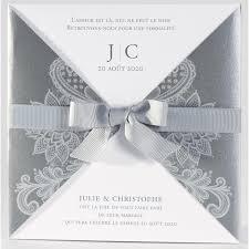 mariage gris que faire faire part mariage pochette gris arabesque blanc buromac la vie en