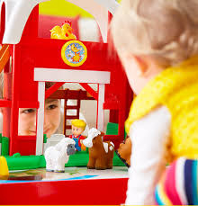 Fisher Price Little People Barn Set Little People Farm One Of The Best Toddler Toys For Decades
