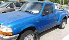 Ford Ranger Good Truck - loughmiller motors