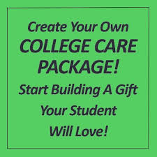 College Care Packages Create Your Own Custom College Care Packages