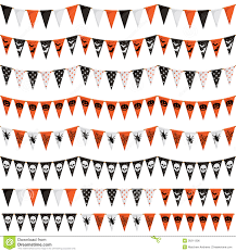halloween bunting royalty free stock image image 26211306