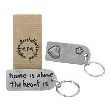 Home Is Where The Heart Is Keyrings Home U0026 Accessories