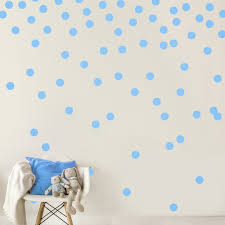 amazon com light wall decal dots 200 decals easy peel